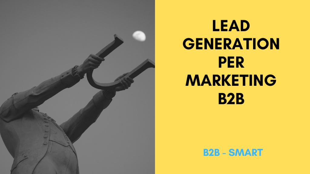 Lead Generation per Marketing B2B