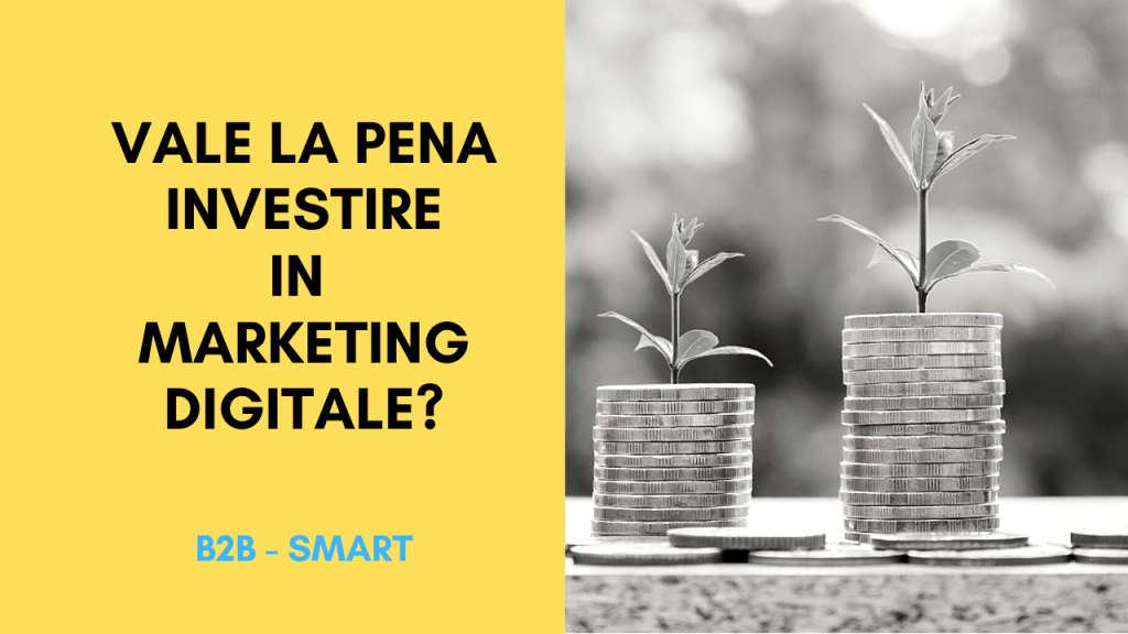 Investimento in Marketing Digitale